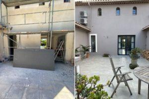 renovations interior design French Villa Management south of France