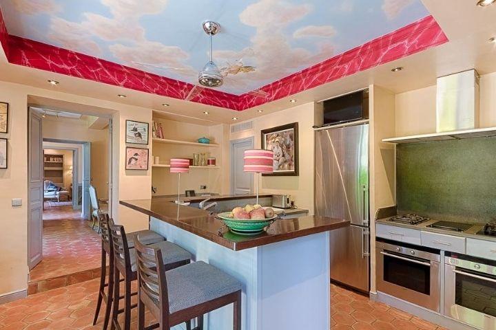 4 Bedroom holiday villa Juan Les Pins French Villa Management