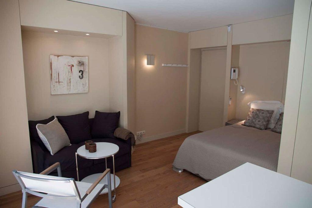 Studio rental Juan Les Pins French Villa Management