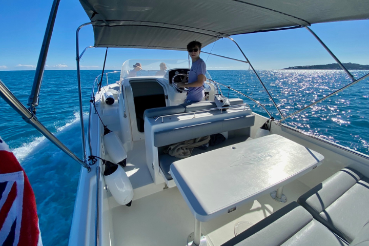 Boat Hire boat charter with captain Antibes