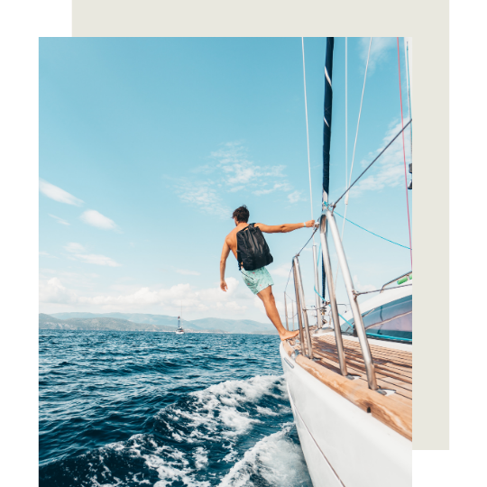 Summer boat yacht maintenance and management Biot antibes